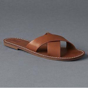 Gap Slip On Sandals